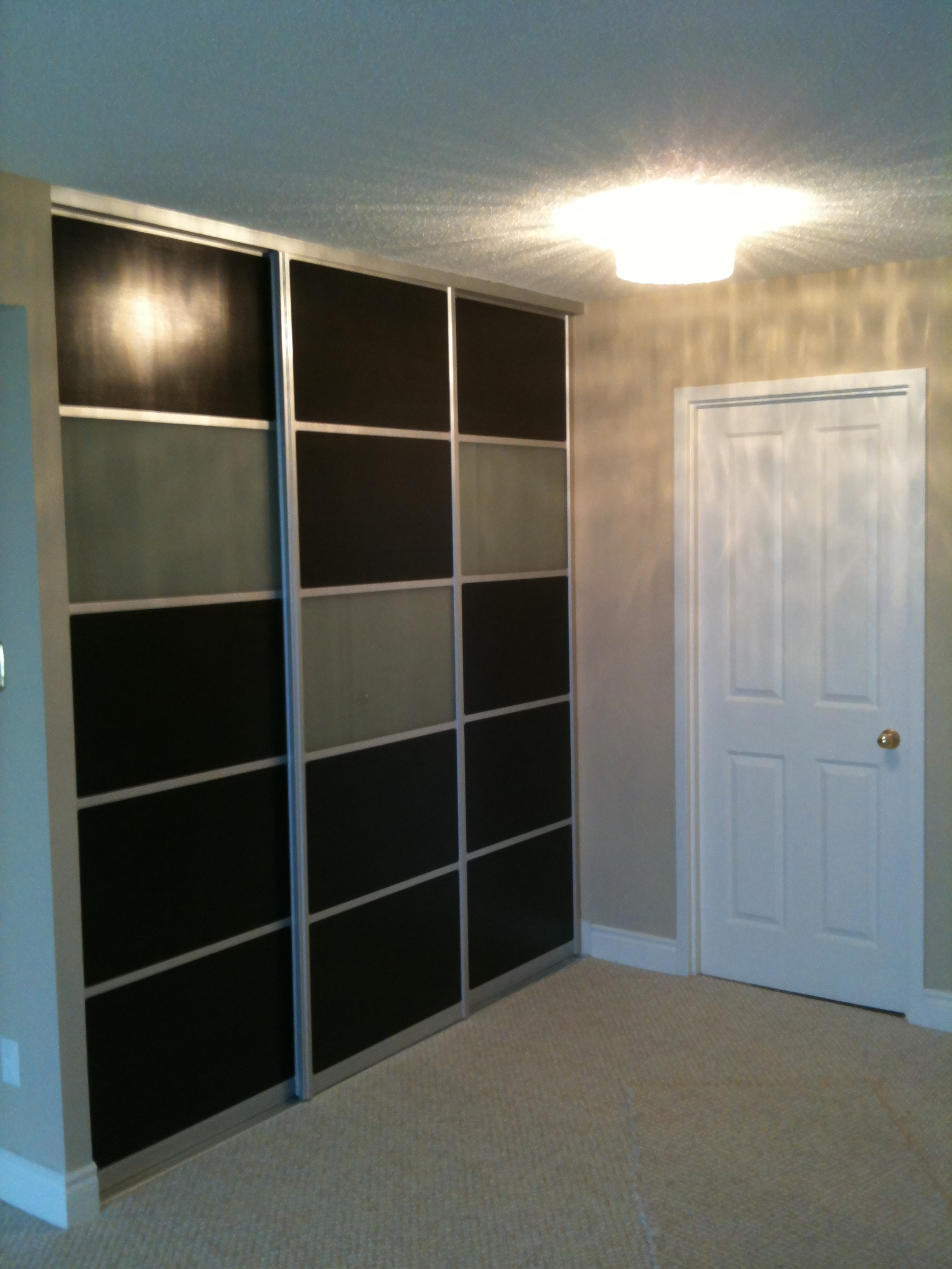 8 Ft X 8 Ft Unique Closet Door